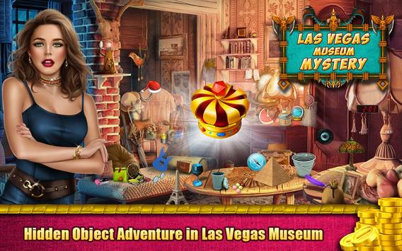 Hidden Object Games 200 Levels : Las Vegas Museum screenshot 5
