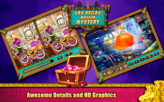 Hidden Object Games 200 Levels : Las Vegas Museum screenshot 8