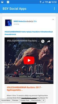 BSY.PL - Social Apps screenshot 1