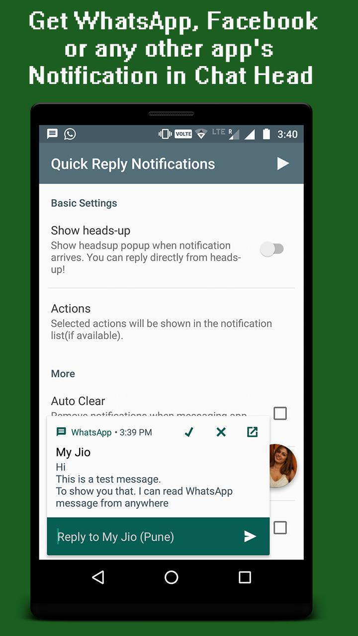 Quick Chat App