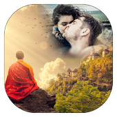 Photo Blender (Mix Up Photos) icon