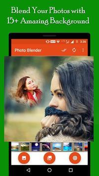 Photo Blender (Mix Up Photos) poster
