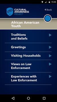 Cultural Awareness Project screenshot 2