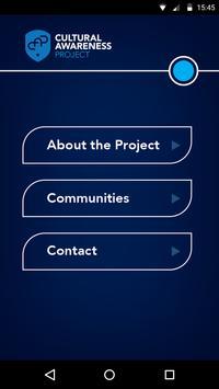 Cultural Awareness Project screenshot 3