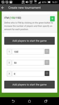 PokerBoard screenshot 1
