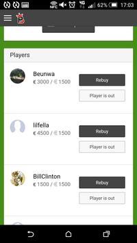 PokerBoard screenshot 4