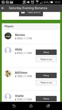 PokerBoard screenshot 5