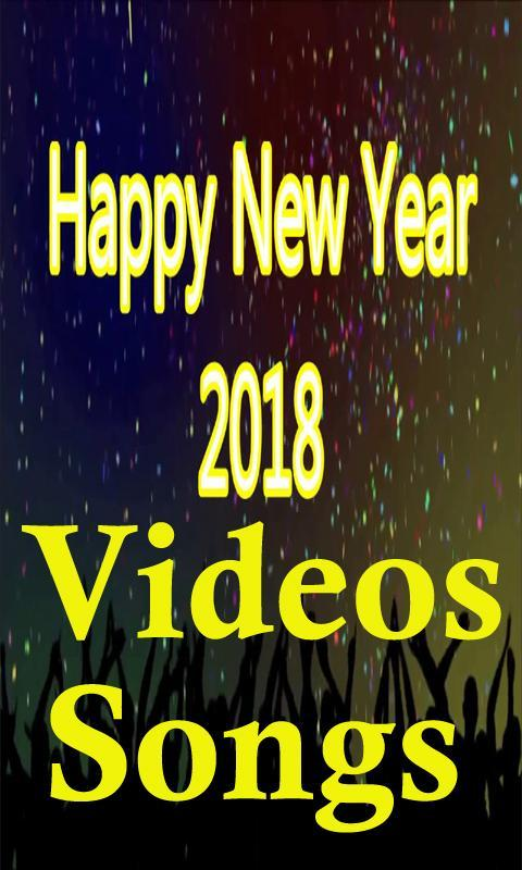 Happy New Year 2018 Video Song for Android - APK Download