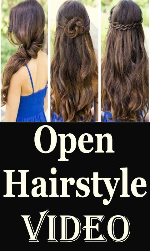 Open Hair Style Step By Step Videos For Android Apk Download