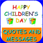 Children's Day - 14th November Quotes icon