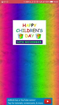 Children's Day - 14th November Quotes poster