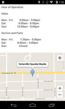 VV Hyundai Mazda Rewards apk screenshot