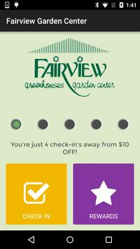 Fairview Garden Center poster