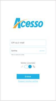 Acesso - Hackathon - React (Unreleased) apk screenshot