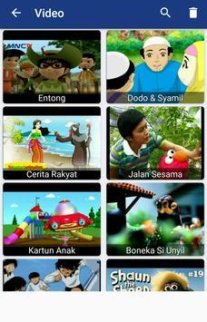 video lagu anak-anak Youtube apk screenshot