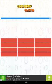 Hafıza Matematik screenshot 2