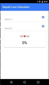 Nepali Love Calculator screenshot 2