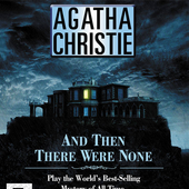 And Then There Were None Book icon