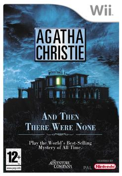And Then There Were None Book poster