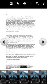 And Then There Were None Book screenshot 14