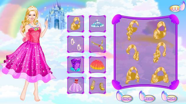 Pretty Princess Dress Up screenshot 4