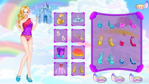 Pretty Princess Dress Up screenshot 11