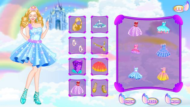 Pretty Princess Dress Up screenshot 14