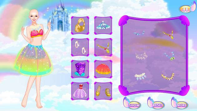 Pretty Princess Dress Up screenshot 1