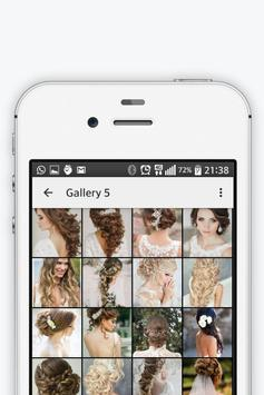 Wedding hairstyles 2018 poster