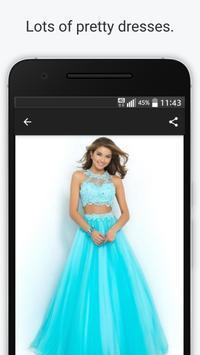 Prom Dresses 2018 apk screenshot