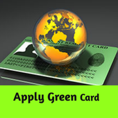 Apply Green Card icon