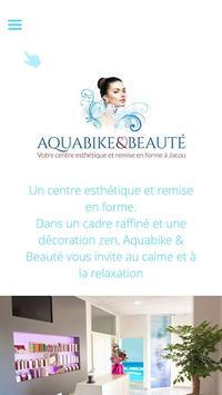 Aquabike & Beauté poster