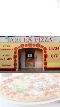 L'Or en Pizza screenshot 1