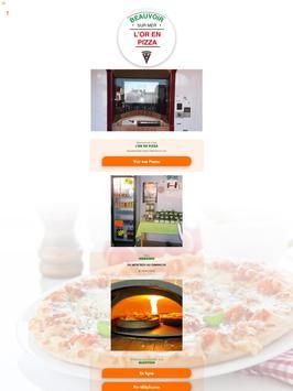 L'Or en Pizza screenshot 2