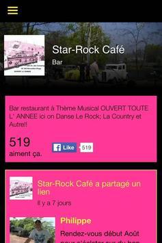 Star Rock Café poster