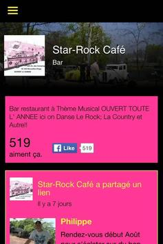 Star Rock Café screenshot 2