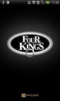 Four Kings Bar poster