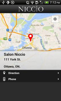 Niccio Salon screenshot 3