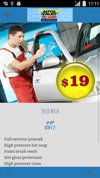 Auto Valet Car wash apk screenshot