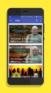 Ustaz Auni Mohamad screenshot 1