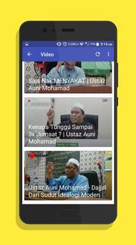 Ustaz Auni Mohamad screenshot 2