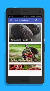 Anti Aging Foods screenshot 1