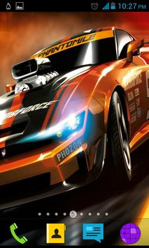 cool cars live wallpaper apk screenshot