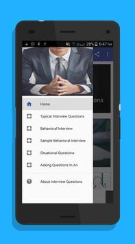 Interview Questions and Answers screenshot 1