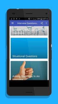 Interview Questions and Answers screenshot 2
