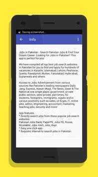 Jobs in Pakistan screenshot 2