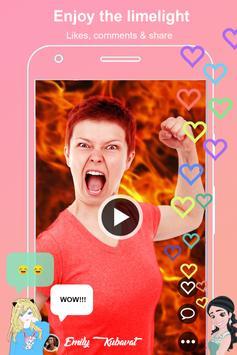 InstaVideos - Action Videos 2018 For WhatsApp screenshot 2