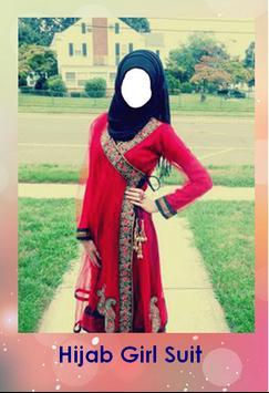 Hijab Girl Fashion Montage screenshot 2
