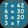 Math Puzzles ikona
