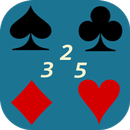 3 2 5 card game APK